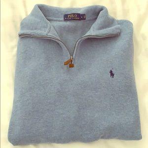 Other - Men's polo Ralph Lauren blue sweater